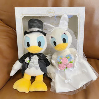 ディズニー(Disney)の結婚式 ウェルカムドール ディズニー ドナルド デイジー ウェルカムスペース(その他)