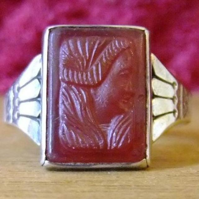 STERLING シルバー製 リング メンズのアクセサリー(リング(指輪))の商品写真