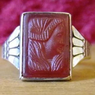 STERLING シルバー製 リング(リング(指輪))