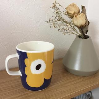 マリメッコ(marimekko)のmarimekko マグカップ(グラス/カップ)