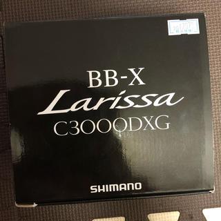 シマノ(SHIMANO)のBB-X Larissa   C3000DXG(リール)