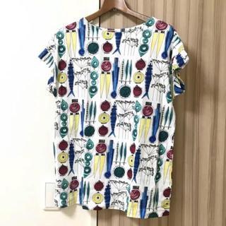 アルメダールス(Almedahls)のTシャツ 北欧 almedahl アルメダール PICKNICK(Tシャツ(半袖/袖なし))