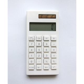 ムジルシリョウヒン(MUJI (無印良品))の無印 無印良品 電卓(オフィス用品一般)