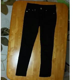アベイル(Avail)のジーンズスキニー黒 160~W64 H83(パンツ/スパッツ)