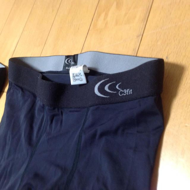 C3fit(シースリーフィット)のゴールドウィン C3fit 2枚セット スポーツ/アウトドアのランニング(ウェア)の商品写真