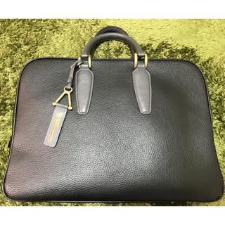 トフアンドロードストーン(TOFF&LOADSTONE)の 新品 トフ&ロードストーン メンズ ブリーフケース 貴重バイカラー(ビジネスバッグ)