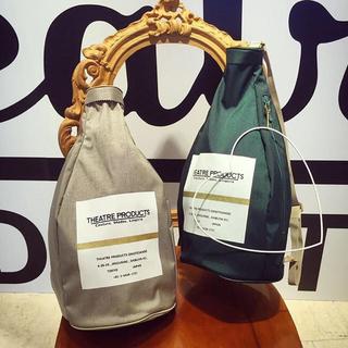 シアタープロダクツ(THEATRE PRODUCTS)のシアタープロダクツ  ボトルモチーフバッグ(リュック/バックパック)