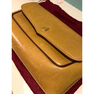 カルティエ(Cartier)の【カルティエ】【ギャランティーカード&布袋付き!!】【ハンドバック】(セカンドバッグ/クラッチバッグ)