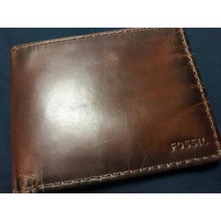 フォッシル(FOSSIL)の【FOSSIL】折り財布(折り財布)
