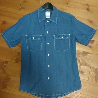 ヴィスヴィム(VISVIM)のvisvim 半袖シャンブレーシャツ(シャツ)