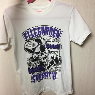 サバトサーティーン(SABBAT13)のELLEGARDEN × SABBAT13コラボTシャツ(ミュージシャン)