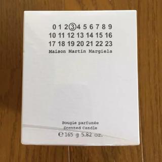 マルタンマルジェラ(Maison Martin Margiela)の★新品・未開封★Maison Martin Margiela キャンドル (キャンドル)