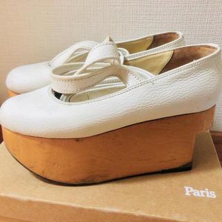 ヴィヴィアンウエストウッド(Vivienne Westwood)のvivienne ロッキンホースバレリーナ(ローファー/革靴)