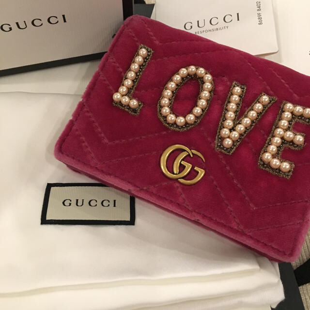 competitive price 0365a 64194 GUCCI ミニウォレット 財布 | フリマアプリ ラクマ