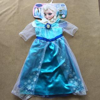 ディズニー(Disney)のエルサ ドレス 100〜110㎝(衣装)