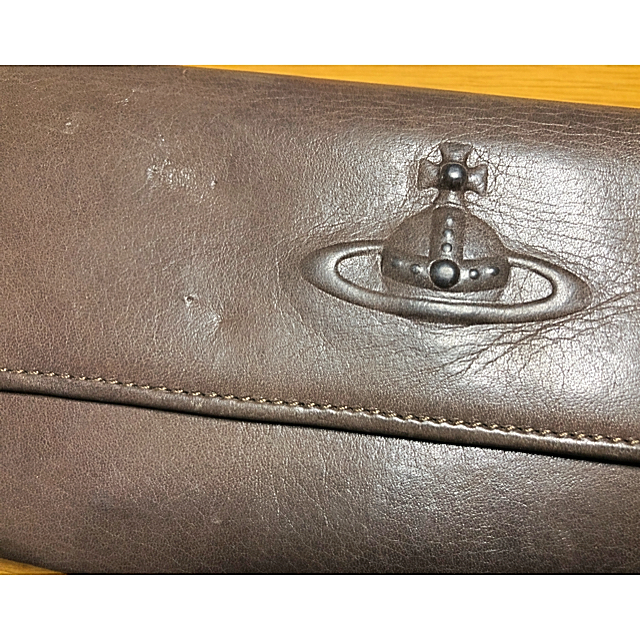 Vivienne Westwood(ヴィヴィアンウエストウッド)のヴィヴィアンウエストウッド☆長財布  レディースのファッション小物(財布)の商品写真