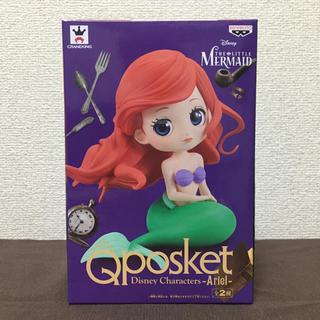 ディズニー(Disney)のアリエル フィギュア qposket (フィギュア)