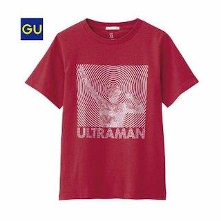 ジーユー(GU)のウルトラマン★GU★Tシャツ★150cm(´ω`)ノ(その他)
