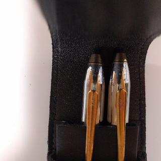 クロス(CROSS)のクロスボールペンとシャープ(ペン/マーカー)