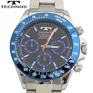 テクノス(TECHNOS)のツッチー様専用☆注目☆【期間限定】テクノス クロノ 腕時計 TSM401SN(その他)