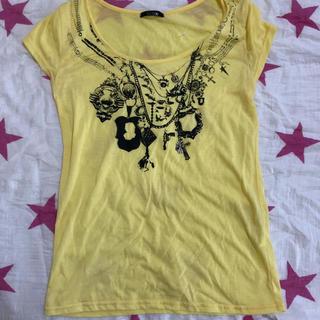 タブー(TaBoo)のチャームつきTシャツ(Tシャツ(半袖/袖なし))