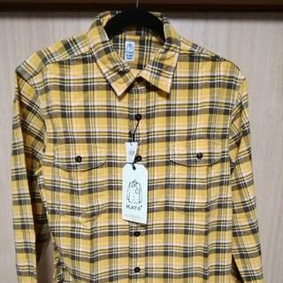 カトー(KATO`)のカトー ネルシャツ 新品(シャツ)