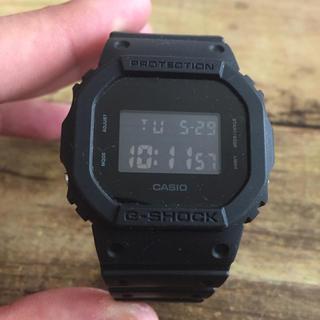 ジーショック(G-SHOCK)のG-SHOCK dw-5600bb(腕時計(デジタル))