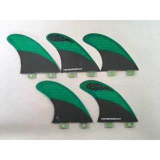 ハニカムコア 5fin FCSタイプ Green(サーフィン)