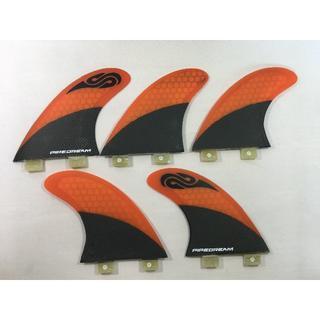 ハニカムコア 5fin FCSタイプ Orange(サーフィン)