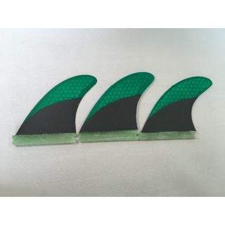 ハニカムコア トライフィン Future Green(サーフィン)
