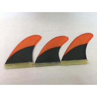 ハニカムコア トライフィン Future Orange(サーフィン)