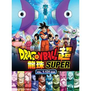 【新品】ドラゴンボール超 (スーパー) DVDBOX  全話収録 日本語音声(アニメ)