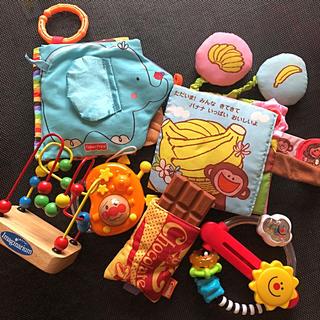 サッシー(Sassy)の生後~1歳くらい おもちゃまとめ売り(がらがら/ラトル)