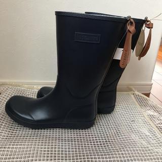 ハンター(HUNTER)の☆新品未使用☆ビスゴ レインブーツ 23.5cm(レインブーツ/長靴)