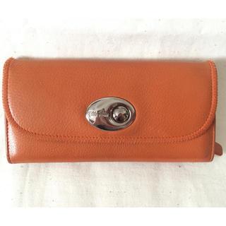 1a1cfb50e851 フォリフォリ 財布(レディース)(オレンジ/橙色系)の通販 20点 | Folli ...