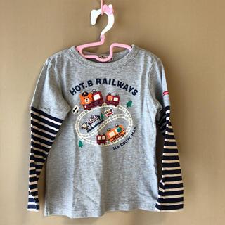 ホットビスケッツ(HOT BISCUITS)のミキハウス ホットビスケッツ ロンT 110(Tシャツ/カットソー)