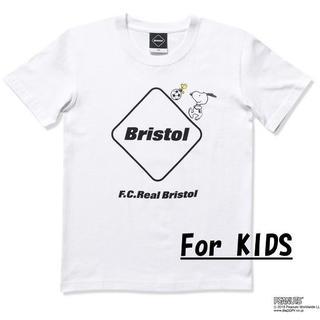 エフシーアールビー(F.C.R.B.)の【子供用130】Bristol SNOOPY ブリストル スヌーピーTEE(Tシャツ/カットソー)