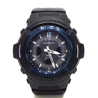 A505 中古 カシオ Gショック ソーラー電波クォーツ 時計(腕時計(アナログ))