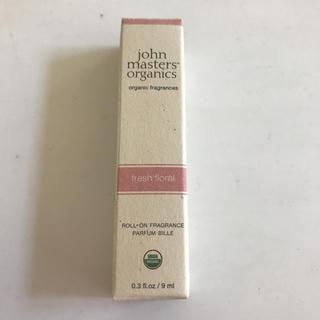 ジョンマスターオーガニック(John Masters Organics)のジョンマスターオーガニック  ロールオンフレグランス(アロマオイル)