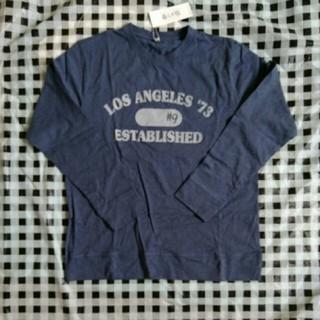ベルメゾン(ベルメゾン)の長袖Tシャツ LL ベルメゾン(Tシャツ/カットソー(七分/長袖))