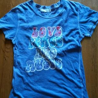 アロー(ARROW)の刺繍が可愛いTシャツ(Tシャツ(半袖/袖なし))