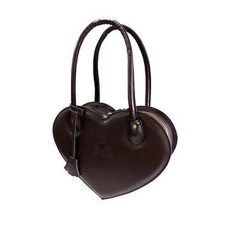 ジェーンマープル(JaneMarple)のJane Marple  Angel Embroidery Heart Bag (ハンドバッグ)