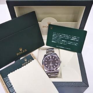 ロレックス(ROLEX)の美品 ロレックス エクスプローラー1 214270 ランダム(腕時計(アナログ))