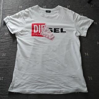 ディーゼル(DIESEL)のdiesel tシャツ ロゴ(Tシャツ(半袖/袖なし))