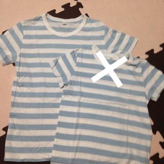 MUJI (無印良品) - 無印良品 Tシャツ お揃い