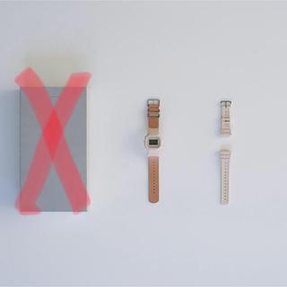 エンダースキーマ(Hender Scheme)のエンダースキーマ Gショック コラボ時計(腕時計(デジタル))