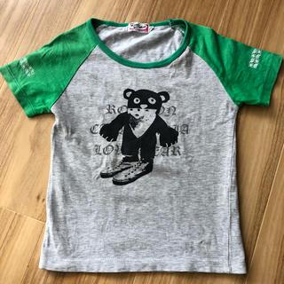 BEAMS BOY ラグランTシャツ 100cm