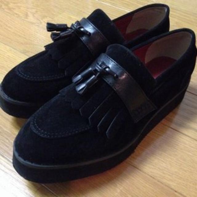 E hyphen world gallery(イーハイフンワールドギャラリー)の厚底シューズ レディースの靴/シューズ(ハイヒール/パンプス)の商品写真