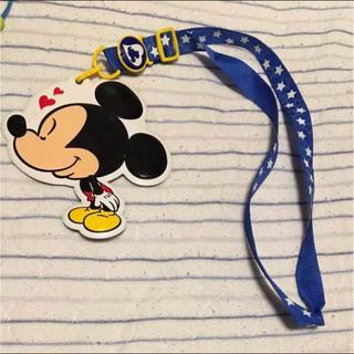 ディズニー(Disney)のDisney ディズニー ミッキー パスケース チケット入れ (その他)