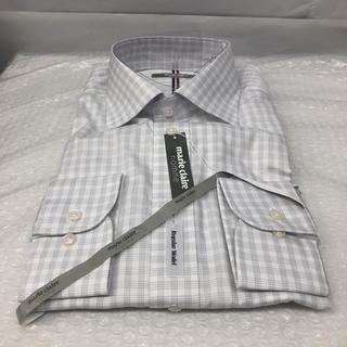 304687936f35 マリクレール(Marie Claire)のマリクレール ワイシャツ ドレスシャツ シャツ 衿周42